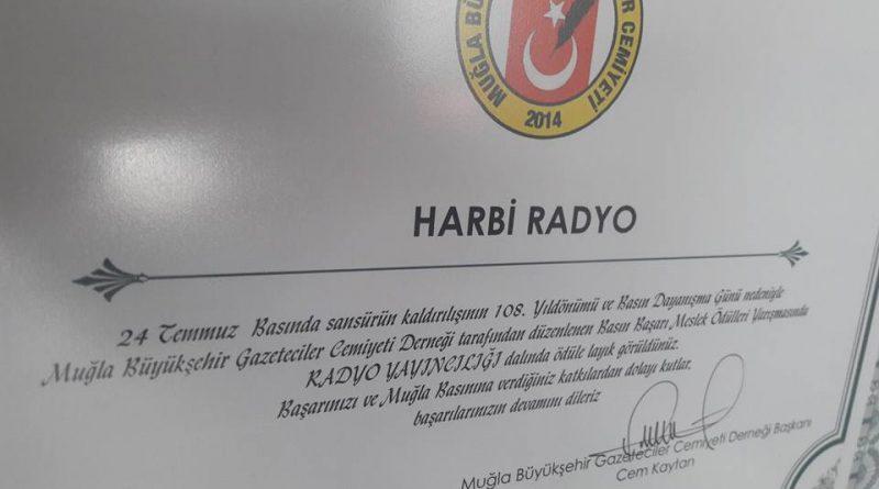 Muğla'nın Ödüllü Radyosu